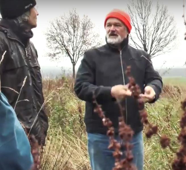 Wouter van Eck en Mark Shepard - bomenboeren.