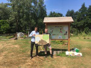 Lentefeest - Start Soester Pompoenkampioen 2019 @ Duurzaamheidscentrum de Veenweide | Soest | Utrecht | Nederland