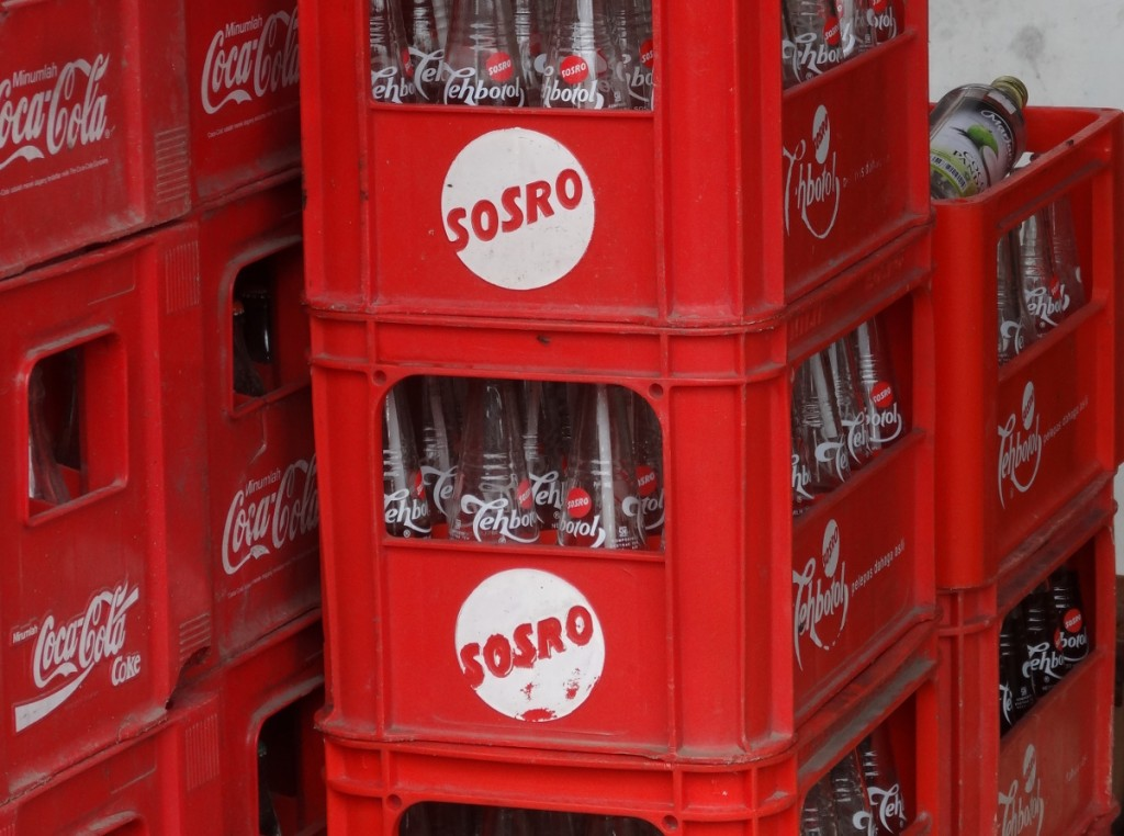 Coca Cola and Sosro can do it profitably and other companies can learn from this!