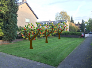 Fruitpark Honsbergen - welkom om te helpen planten! @ Park Honsbergen | Soest | Utrecht | Nederland